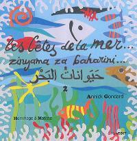 Les bêtes de la mer = Zinyama za baharini.... Volume 2