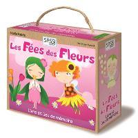 Les fées des fleurs : livre et jeu de mémoire