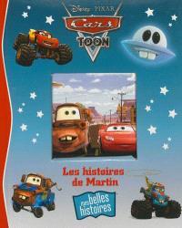 Les histoires de Martin : Cars toon