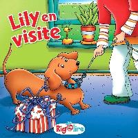 Lily en visite