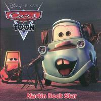 Martin rock star : cars toon