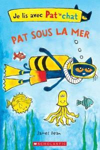 Pat le chat, Pat sous la mer