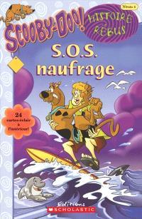 Scooby-Doo!, S.O.S. naufrage