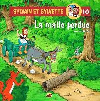 Sylvain et Sylvette. Volume 16, La malle perdue