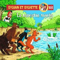 Sylvain et Sylvette. Volume 18, Le monstre marin