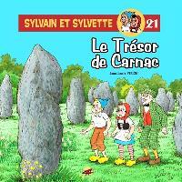 Sylvain et Sylvette. Volume 21, Le trésor de Carnac