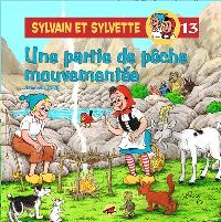 Sylvain et Sylvette. Volume 13, Une partie de pêche mouvementée