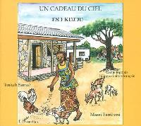 Un cadeau du ciel : conte togolais bilingue kabye-français