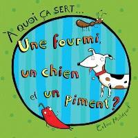 Une fourmi, un chien et un piment?