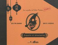 Les enquêtes de mister Poireau. Volume 2, Enquête et chinoiseries