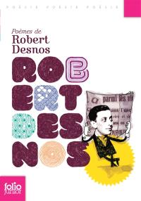 Poèmes de Robert Desnos