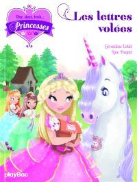 Princesses. Volume 2, Les lettres volées