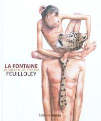 20 fables illustrées par Feuilloley