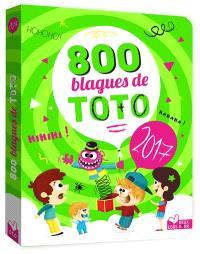 800 blagues de Toto : 2017