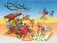 Bilal, taxi du désert