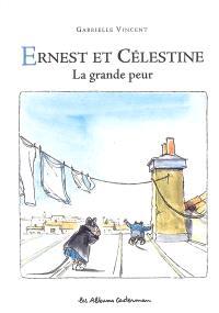 Ernest et Célestine : la grande peur