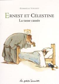 Ernest et Célestine, la tasse cassée