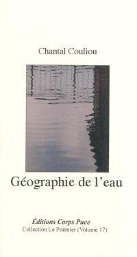 Géographie de l'eau