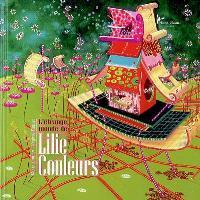 L'étrange monde de Lilie couleurs