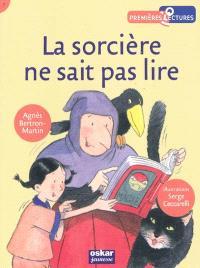 La sorcière ne sait pas lire