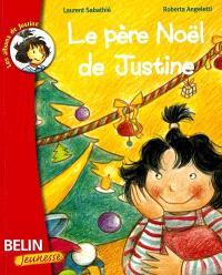 Le père Noël de Justine
