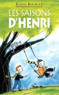 Les saisons d'Henri  : recueil de poésie