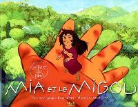 Mia et le Migou : le livre du film