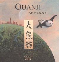 Ouandji le petit panda