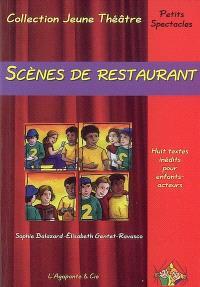 Scènes de restaurant