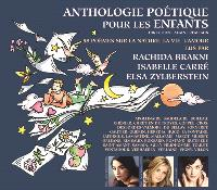 Anthologie poétique pour les enfants : 58 poèmes sur la nature, la vie, l'amour