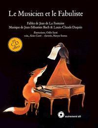 Le musicien et le fabuliste : 14 fables de Jean de La Fontaine