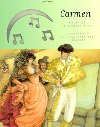 Carmen : un opéra de Georges Bizet
