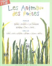 Les animaux des poètes
