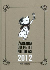 L'agenda du petit Nicolas 2012