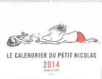 Le calendrier du petit Nicolas 2014