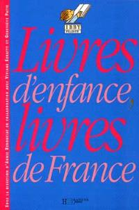 Livres d'enfance, livres de France = The changing face of children's literature in France