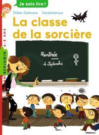La classe de la sorcière