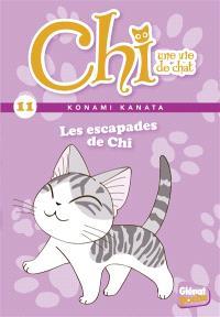 Chi, une vie de chat. Volume 11, Les escapades de Chi