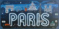 Paris : a pop-up stroll trough the city of light
