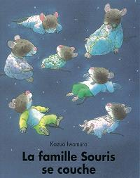 La famille Souris se couche