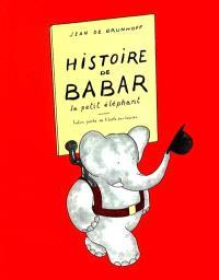 Histoire de Babar, le petit éléphant