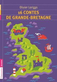 16 contes de Grande-Bretagne