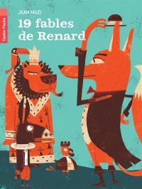 19 fables de Renard