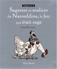 Coffret Sagesses et malices de Nasreddine, le fou qui était sage