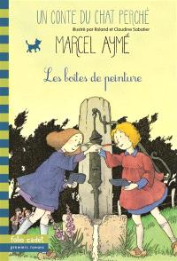 Un conte du chat perché. Volume 2002, Les boîtes de peinture
