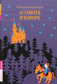 15 contes d'Europe