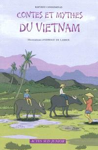 Contes et mythes du Vietnam, un pays d'Asie du Sud-Est