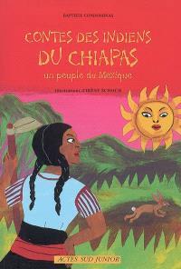 Contes des Indiens du Chiapas, un peuple du Mexique