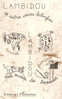 Lambidou : recueil de contes africains français-soninké
