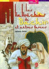 Les babouches de Bachir : farces et contes du désert